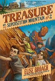TREASURE ON SUPERSTITION MOUNTAIN by Elise Broach