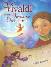 Cover art for VIVALDI AND THE INVISIBLE ORCHESTRA