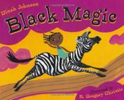 Cover art for BLACK MAGIC