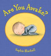 Book Cover for ARE YOU AWAKE?