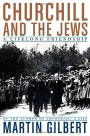 Book Cover for CHURCHILL AND THE JEWS