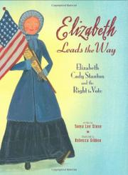 Book Cover for ELIZABETH LEADS THE WAY