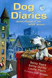 Cover art for DOG DIARIES