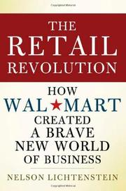 Book Cover for THE RETAIL REVOLUTION