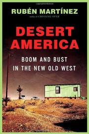 Book Cover for DESERT AMERICA