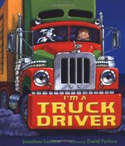 Book Cover for I'M A TRUCK DRIVER