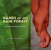 HANDS OF THE RAIN FOREST by Rachel Crandell