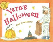 Book Cover for VERA'S HALLOWEEN