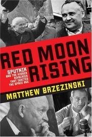 Cover art for RED MOON RISING