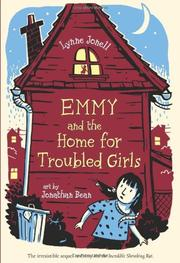 Book Cover for EMMY AND THE HOME FOR TROUBLED GIRLS