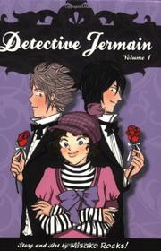 Cover art for DETECTIVE JERMAIN