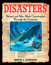 Book Cover for DISASTERS