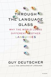 Book Cover for THROUGH THE LANGUAGE GLASS