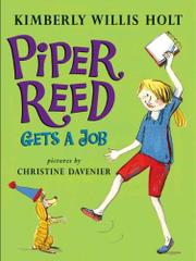 Book Cover for PIPER REED GETS A JOB