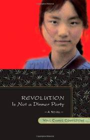 Cover art for REVOLUTION IS NOT A DINNER PARTY