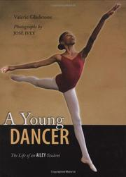 Cover art for A YOUNG DANCER
