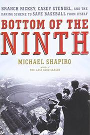 BOTTOM OF THE NINTH by Michael Shapiro