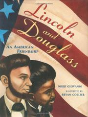 Book Cover for LINCOLN AND DOUGLASS