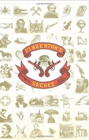 PINKERTON'S SECRET by Eric Lerner