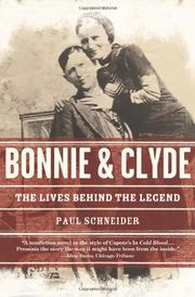 Book Cover for BONNIE AND CLYDE