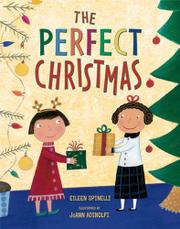 Cover art for THE PERFECT CHRISTMAS