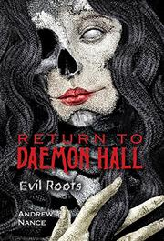 Cover art for RETURN TO DAEMON HALL