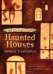 Book Cover for HAUNTED HOUSES