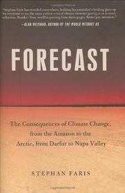 FORECAST by Stephan Faris