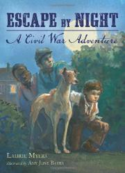 Book Cover for ESCAPE BY NIGHT