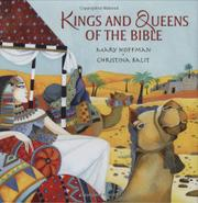 Book Cover for KINGS AND QUEENS OF THE BIBLE