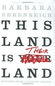 Book Cover for THIS LAND IS THEIR LAND