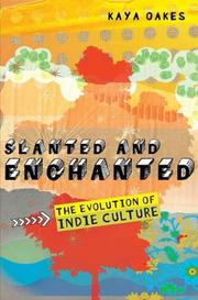 Cover art for SLANTED AND ENCHANTED