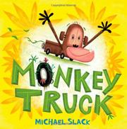 Book Cover for MONKEY TRUCK