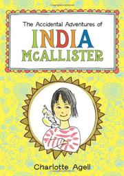 Cover art for THE ACCIDENTAL ADVENTURES OF INDIA MCALLISTER