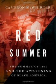 Cover art for RED SUMMER