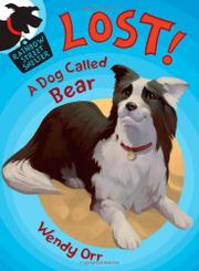 Cover art for LOST!  A DOG CALLED BEAR
