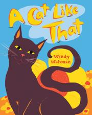 Cover art for A CAT LIKE THAT