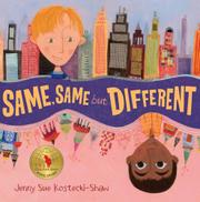 Book Cover for SAME, SAME BUT DIFFERENT