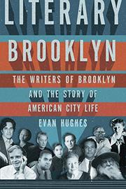 Cover art for LITERARY BROOKLYN