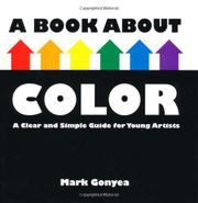 Cover art for A BOOK ABOUT COLOR
