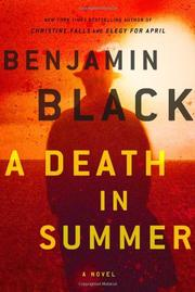 A DEATH IN SUMMER by Benjamin Black