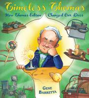 TIMELESS THOMAS by Gene Barretta