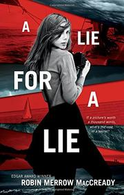 A LIE FOR A LIE by Robin Merrow MacCready