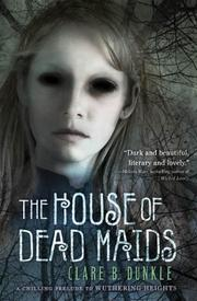 Book Cover for THE HOUSE OF DEAD MAIDS