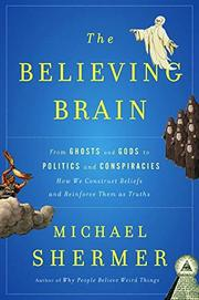 Book Cover for THE BELIEVING BRAIN