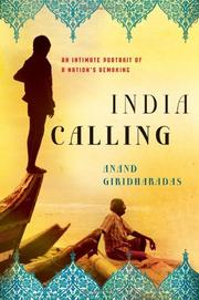 Cover art for INDIA CALLING