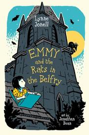 Cover art for EMMY AND THE RATS IN THE BELFRY