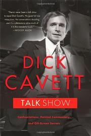 TALK SHOW by Dick Cavett