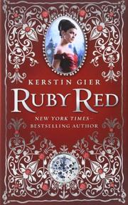 Book Cover for RUBY RED