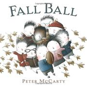 FALL BALL by Peter McCarty